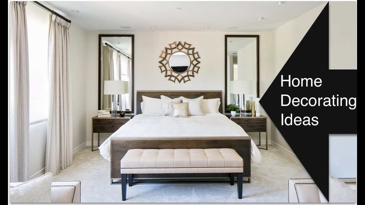 Interior Design | Bedroom Decorating Ideas | Solana Beach REVEAL #1   Best  Home Design Video