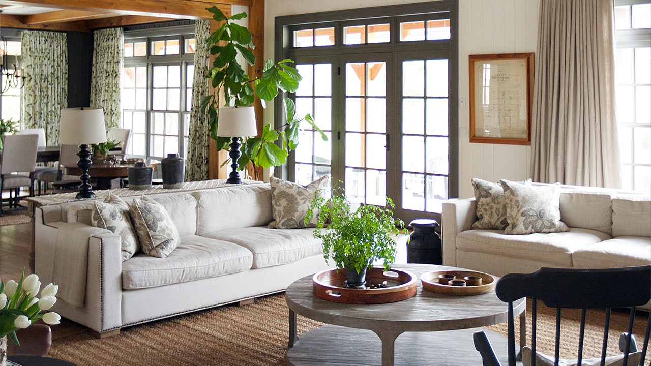 Interior Design – A Sophisticated Country House With Traditional ...