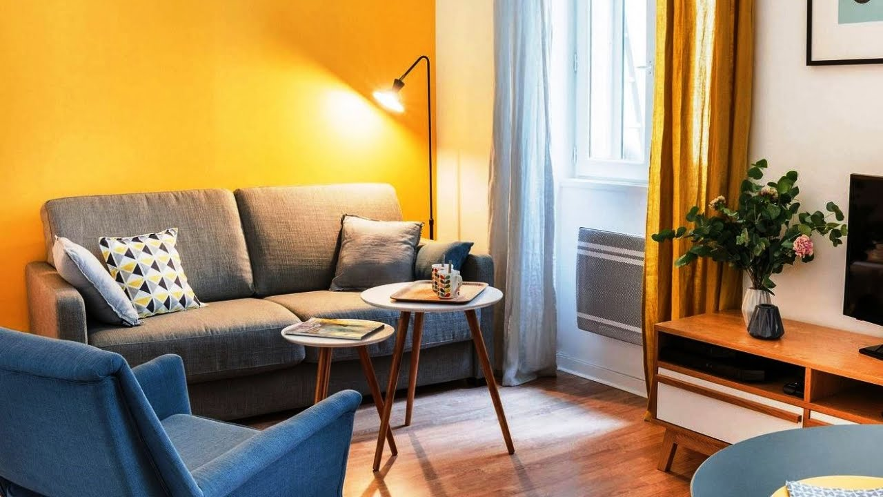 40 Contemporary Small Apartment Design Ideas - Best Home Design Video