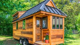 The Cedar Mountain From New Frontier Tiny Homes | Tiny House Design ...