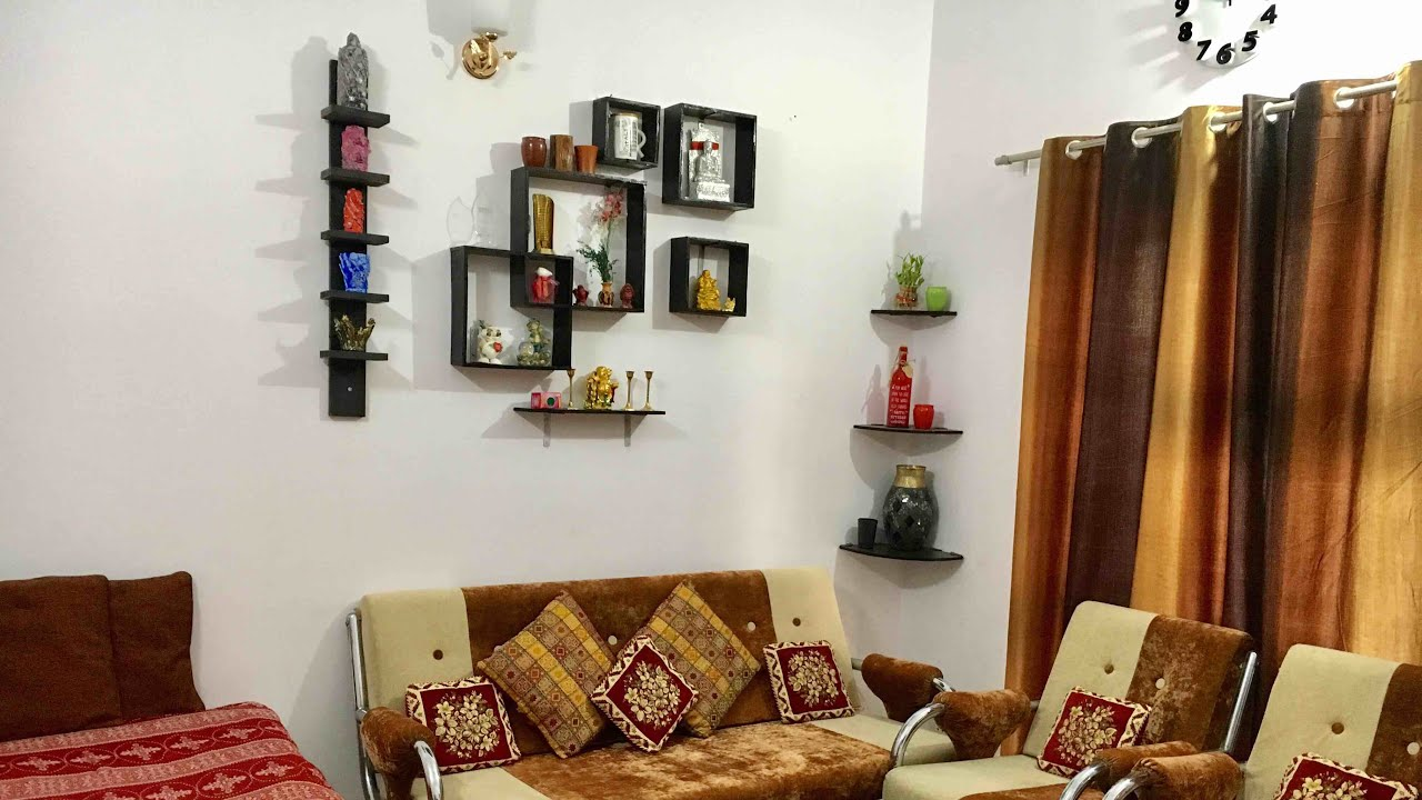 Incroyable Interior Design Ideas For Small House/apartment In Indian Style | By Creative  Ideas   Best Home Design Video