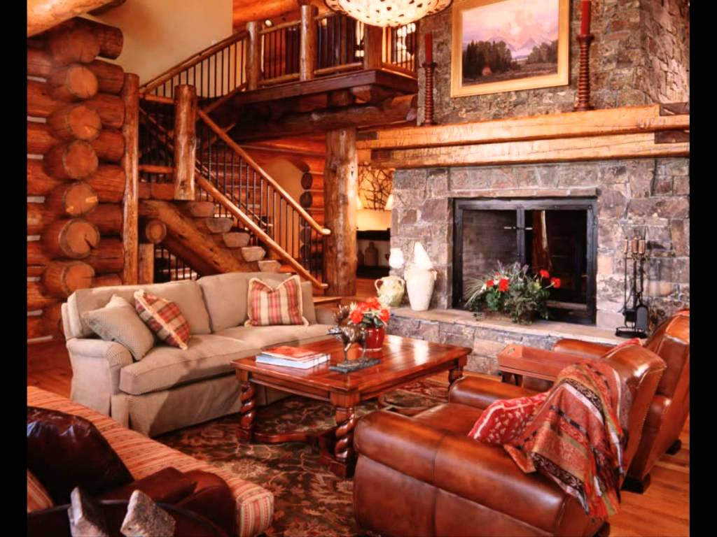 perfect log cabin interior design ideas best for your home