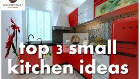 Top 3 Small Indian Kitchen Interior Design Ideas Best Interior