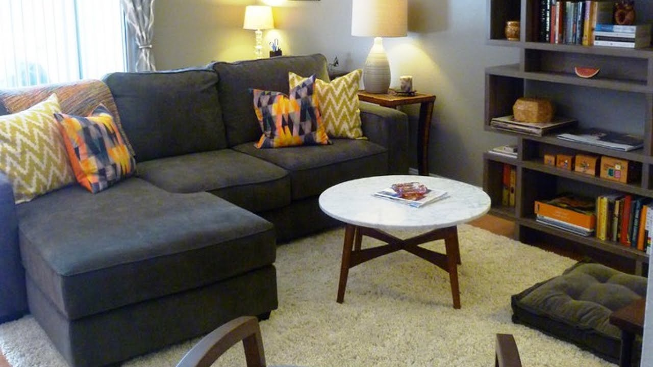 Furniture Arranging for Small Living Rooms - Best Home ...