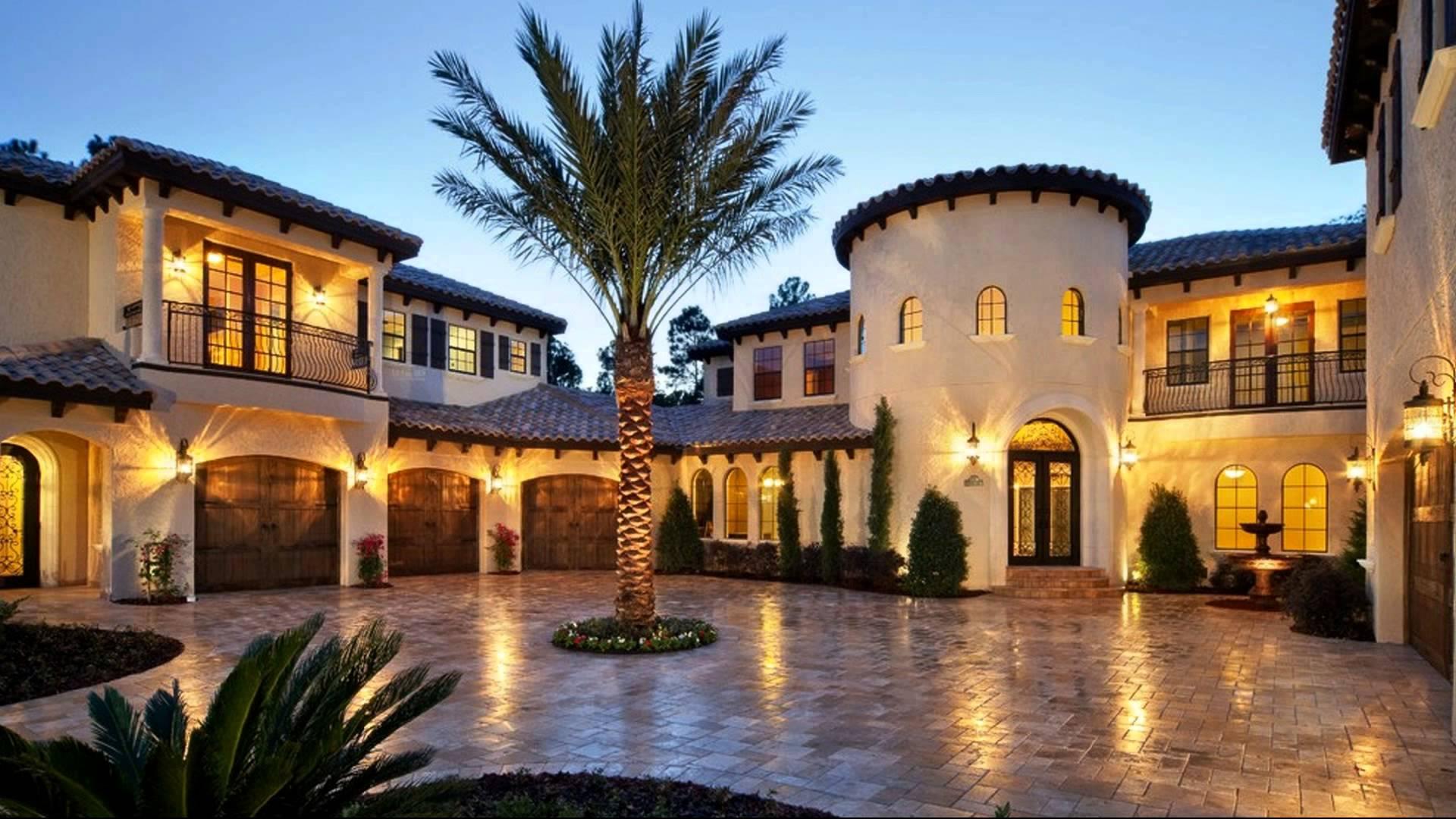 Mediterranean Style Homes Design Ideas Best Home Design