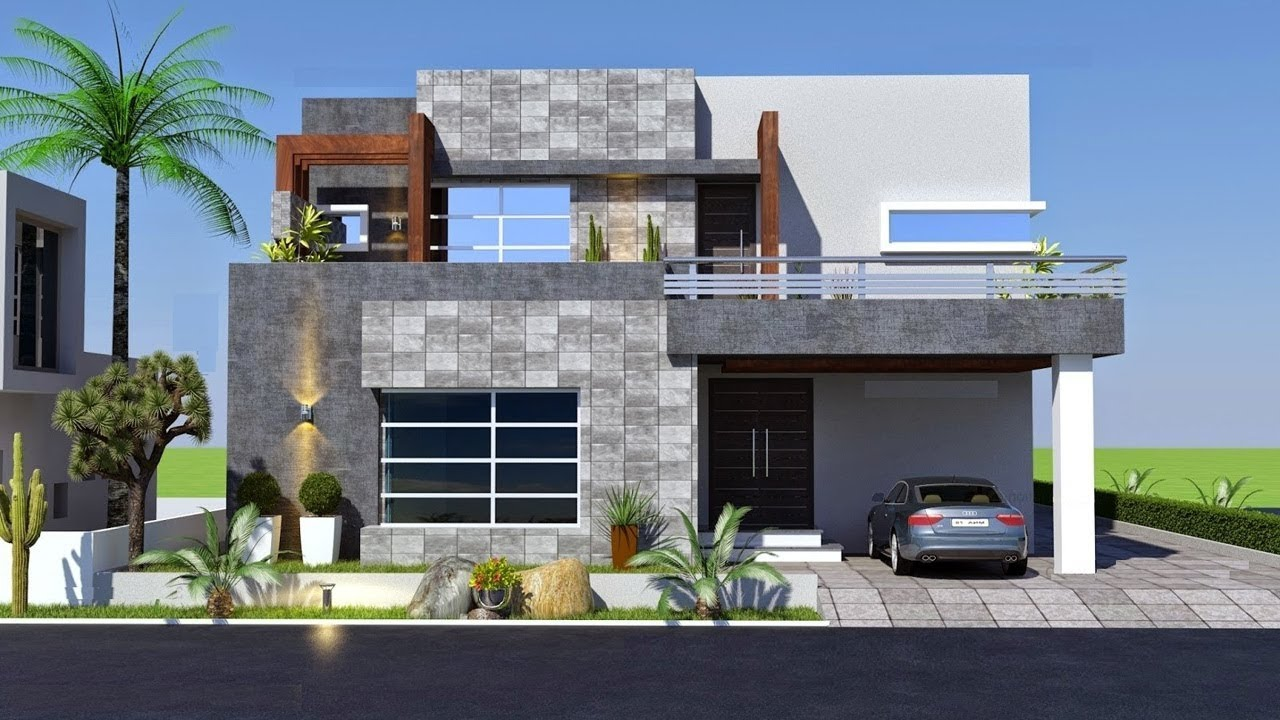 1535603635 maxresdefault - Get Modern Style Modern Small House Interior Design Images