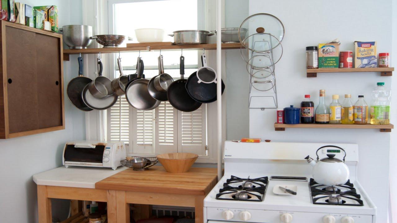 Small Space Kitchen Design   Best Home Design Video