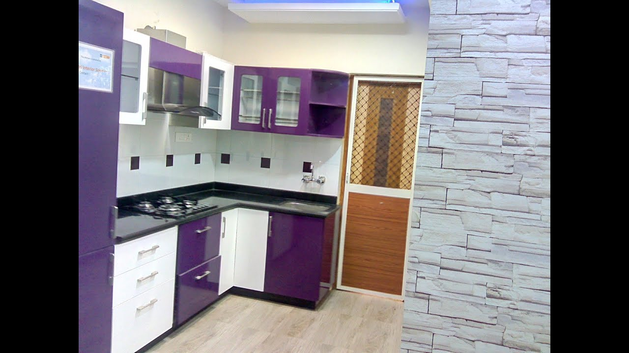 Modular Kitchen Design Simple And Beautiful Best Home Design Video