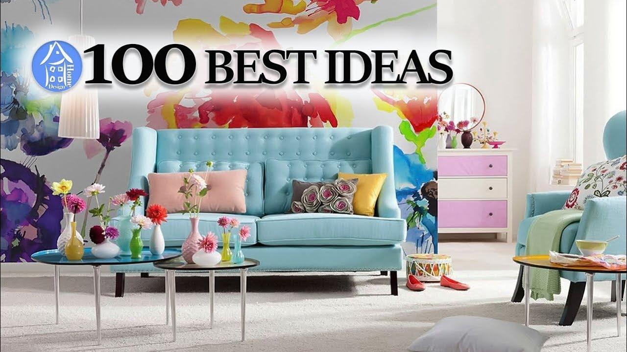 💗 100 Best Small Living Room Design Ideas - Cozy Decorating ...
