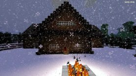 Minecraft Building Design Ideas Snow Biome Houses Best Home Design Video