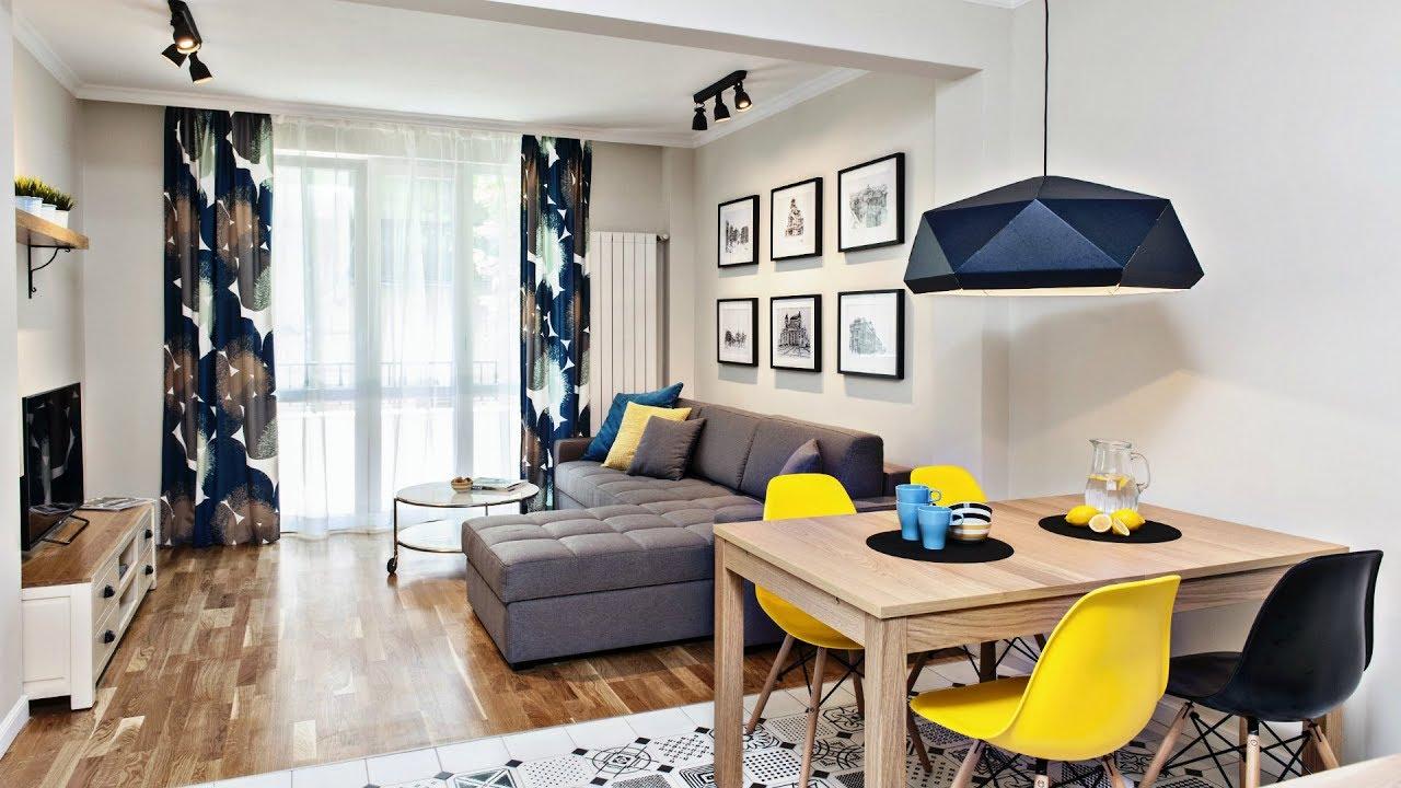 Small apartments Design | Modern European Interior | Space ...