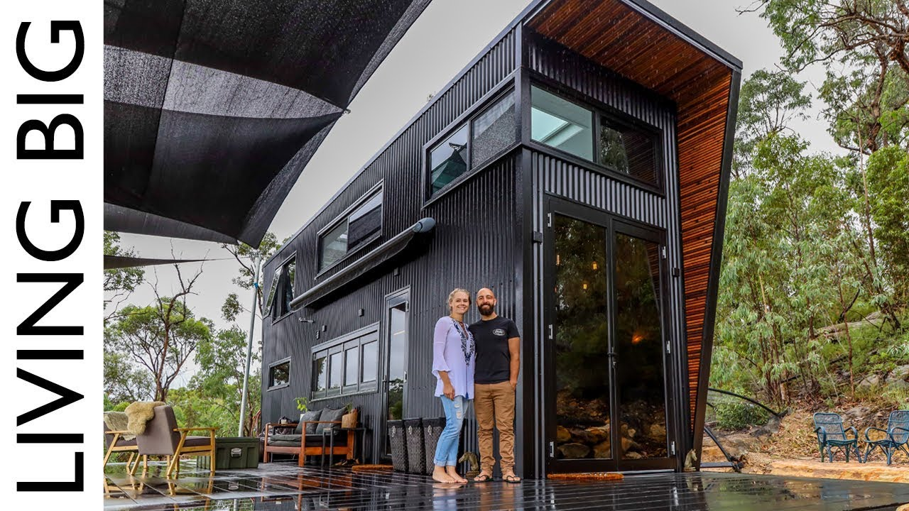 This Ultra Modern Tiny House Will Blow Your Mind Best