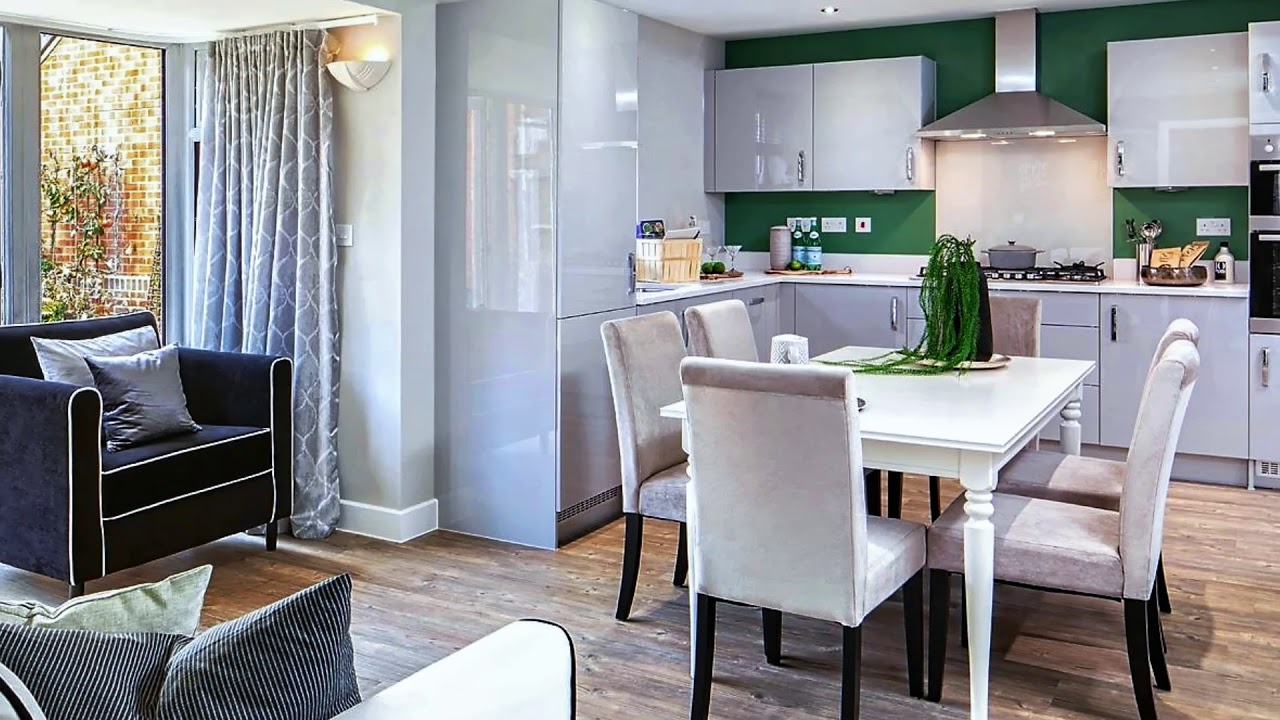 Small Kitchen Dining Room Together New Ideas Best Home Design Video