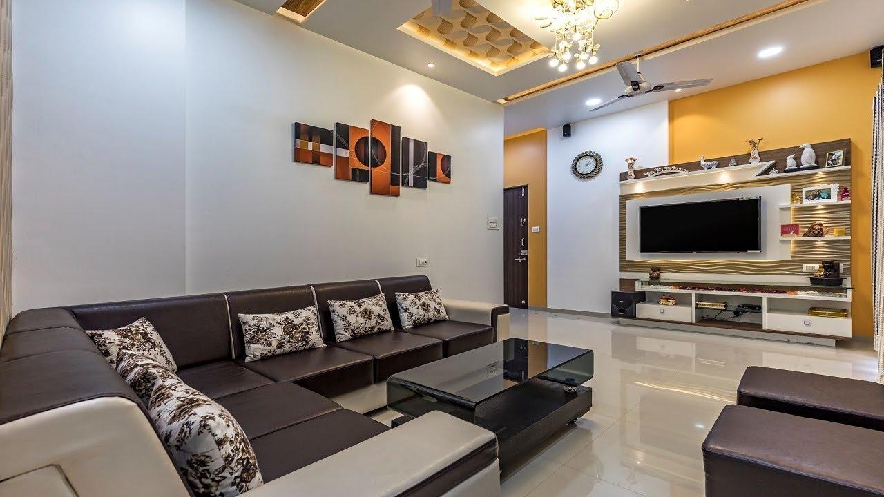 2 bhk flat interior design in pune  cost effective design