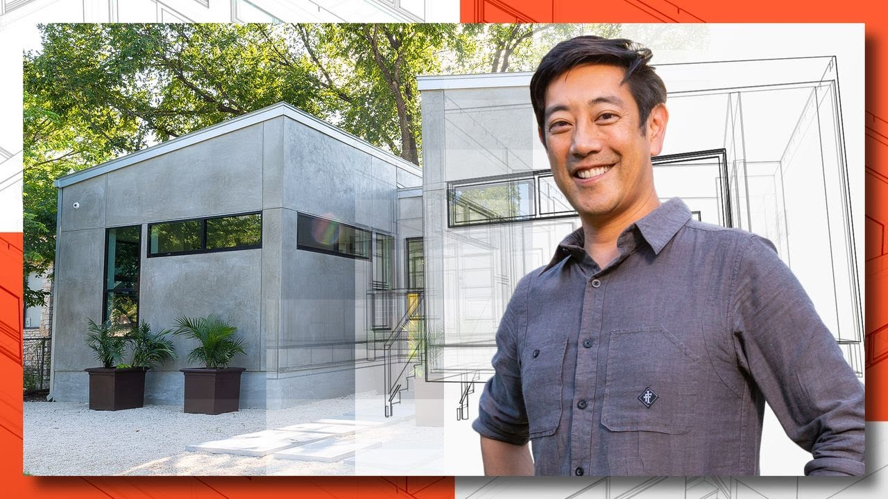 We Built The Home Of The Future With Grant Imahara Best Home Design Video