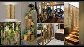 Bamboo Interior Design Ideas Garden Wall Art Furniture House Home Decor Desk Roof Chair 2018 Best Home Design Video