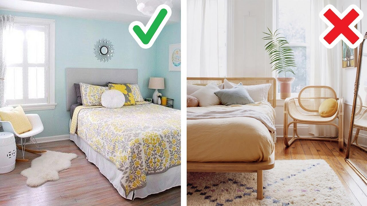 20 Smart Ideas How to Make Small Bedroom Look Bigger ...